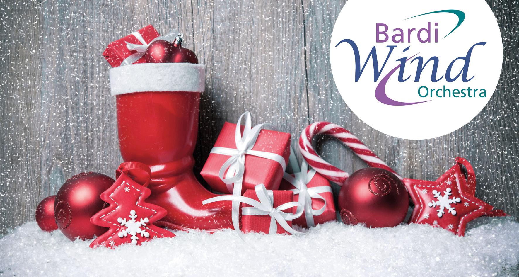 Bardi Wind Orchestra Christmas Festival Concert 2017