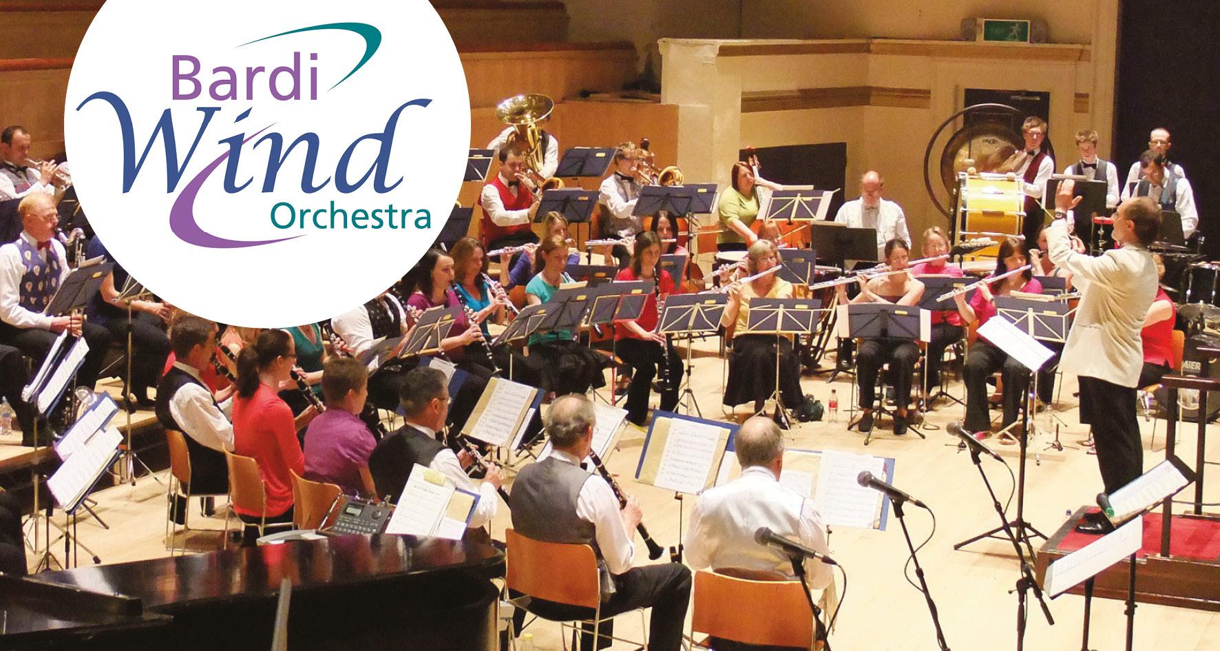 The Bardi Wind Orchestra Celebrates 25 Years!
