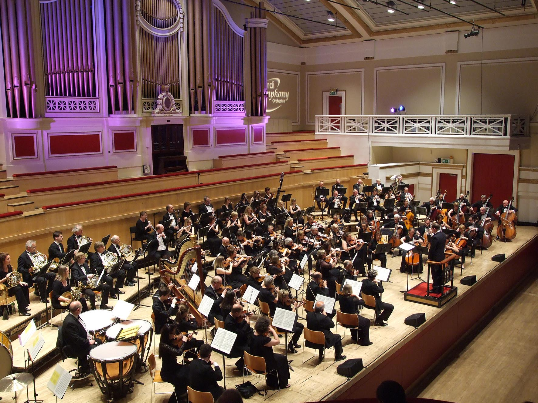 The Bardi end the 2017/18 De Montfort Hall season in style!