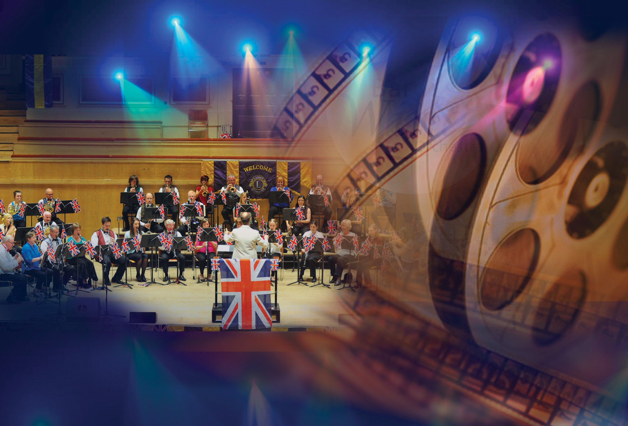 Bardi Wind Orchestra Gala Concert Stage & Screen Spectacular!