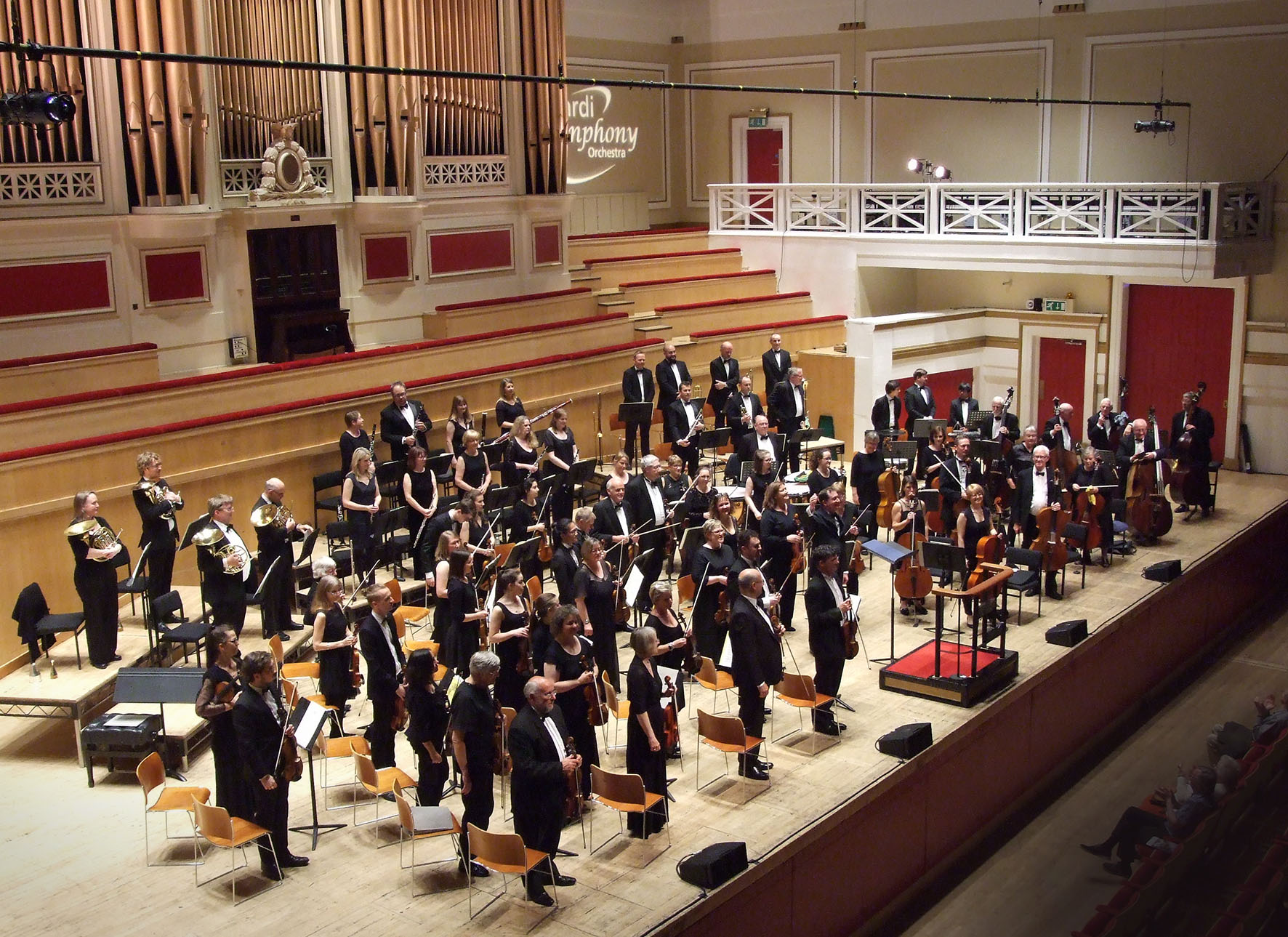 The Bardi end the De Montfort Hall Season in style with Northern Rhapsodies